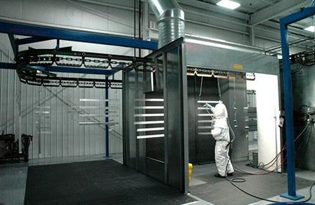 Tư vấn và chuyển giao công nghệ sơn tĩnh điện