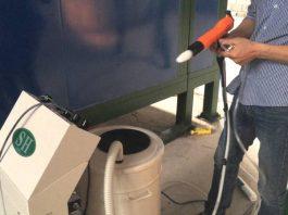 Kiểm tra hệ thống sơn tĩnh điện thường xuyên